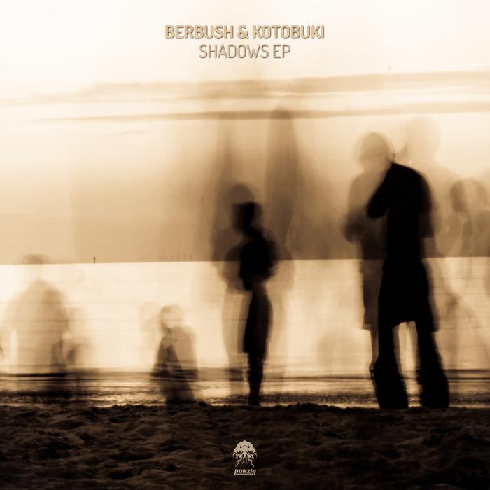 BERBUSH/KOTOBUKI - Shadows EP
