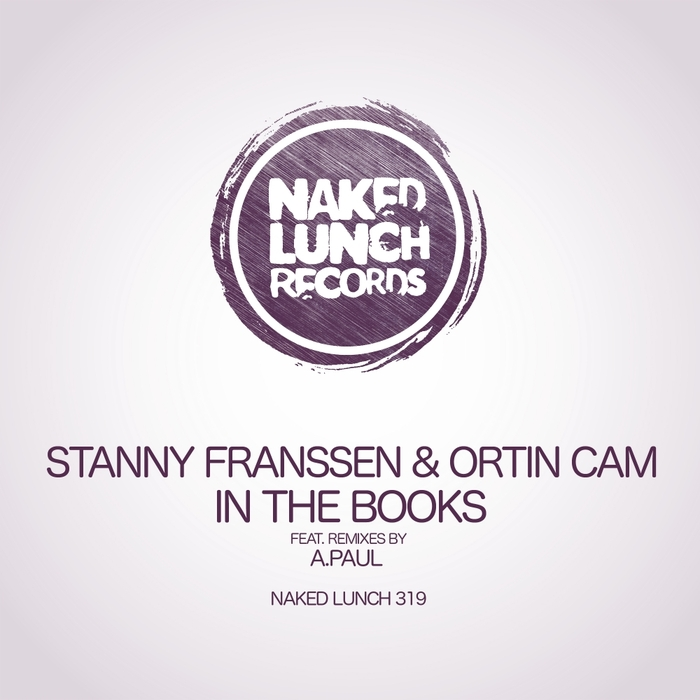FRANSSEN, Stanny/ORTIN CAM - In The Books