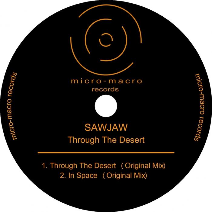 SAWJAW - Through The Desert