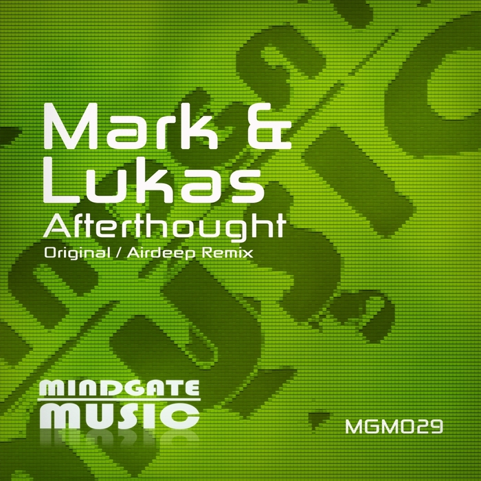 MARK & LUKAS - Afterthought