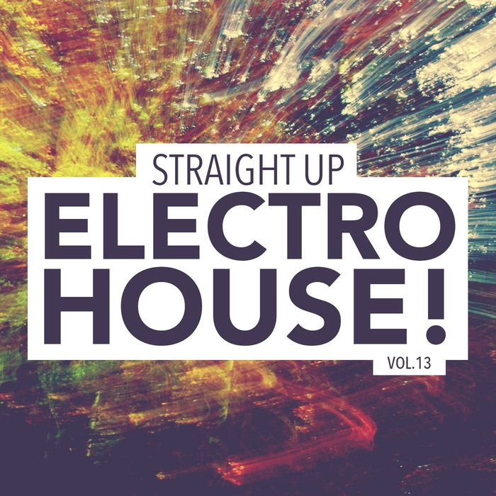VARIOUS - Straight Up Electro House! Vol 13