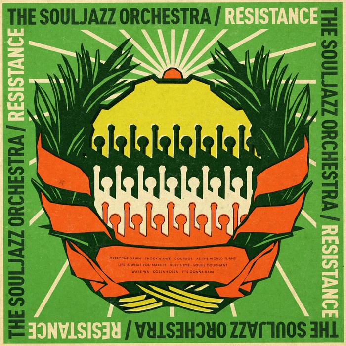 SOULJAZZ ORCHESTRA, The - Resistance