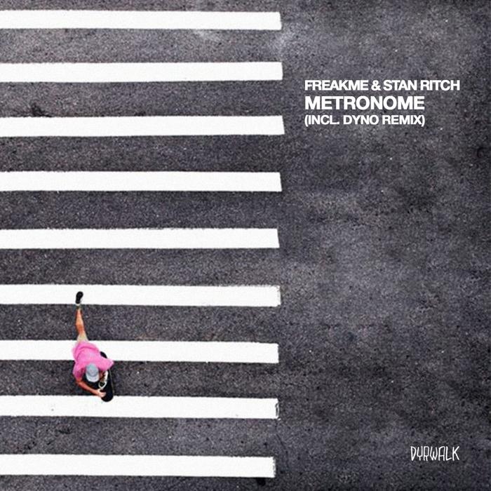 RITCH, Stan/FREAKME - Metronome