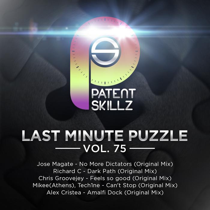 JOSE MAGATE/RICHARD C/CHRIS GROOVEJEY/MIKEE (ATHENS)/ALEX CRISTEA - Last Minute Puzzle Vol 75