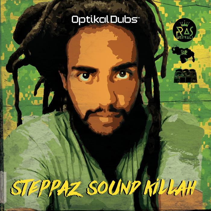 RAS NEFTALI - Steppaz Sound Killah