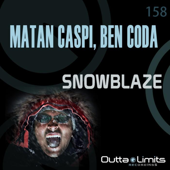 CASPI, Matan/BEN CODA - Snowblaze EP