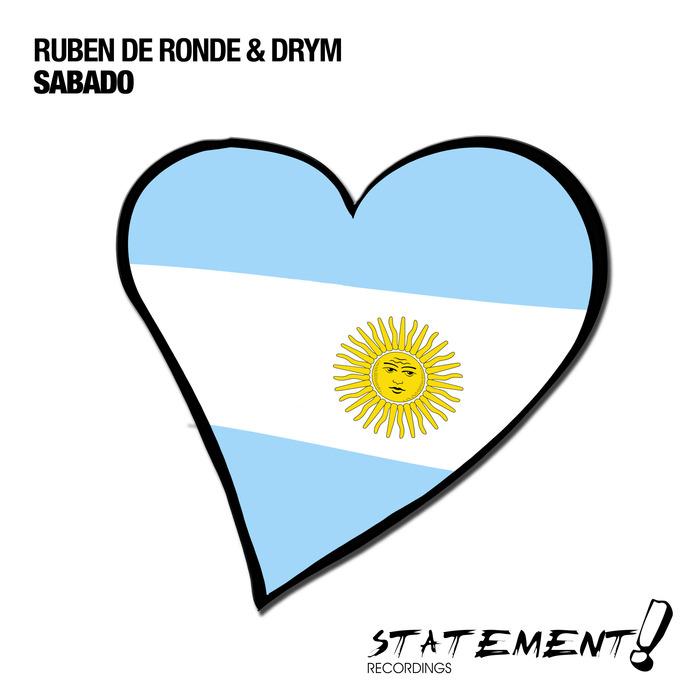 DE RONDE, Ruben/DRYM - Sabado