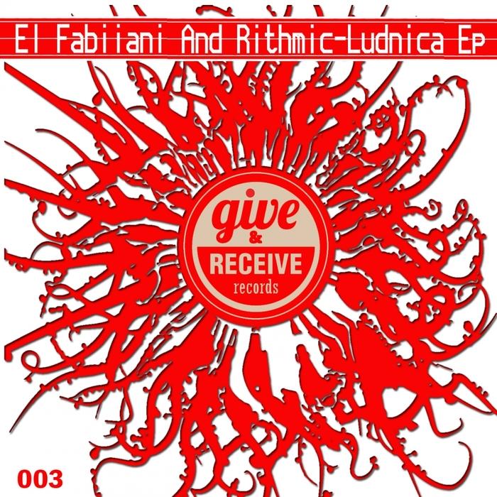 EL FABIIANI/RITHMIC - Ludnica EP