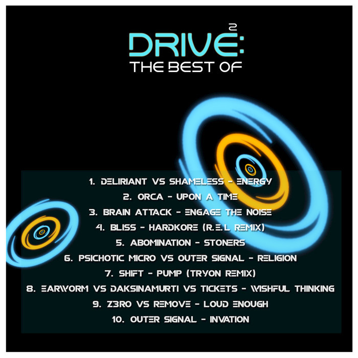 VARIOUS - DRIVE: 2 The Best Of