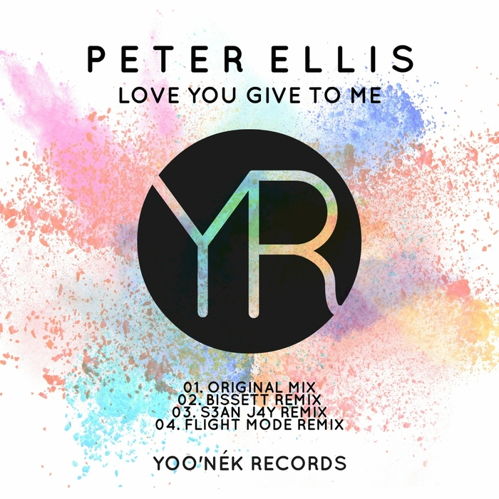 ELLIS, Peter - Love You Give To Me