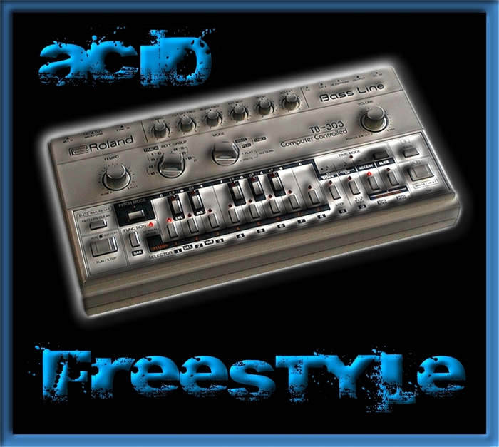 DJ RAWCUT - Acid Freestyle