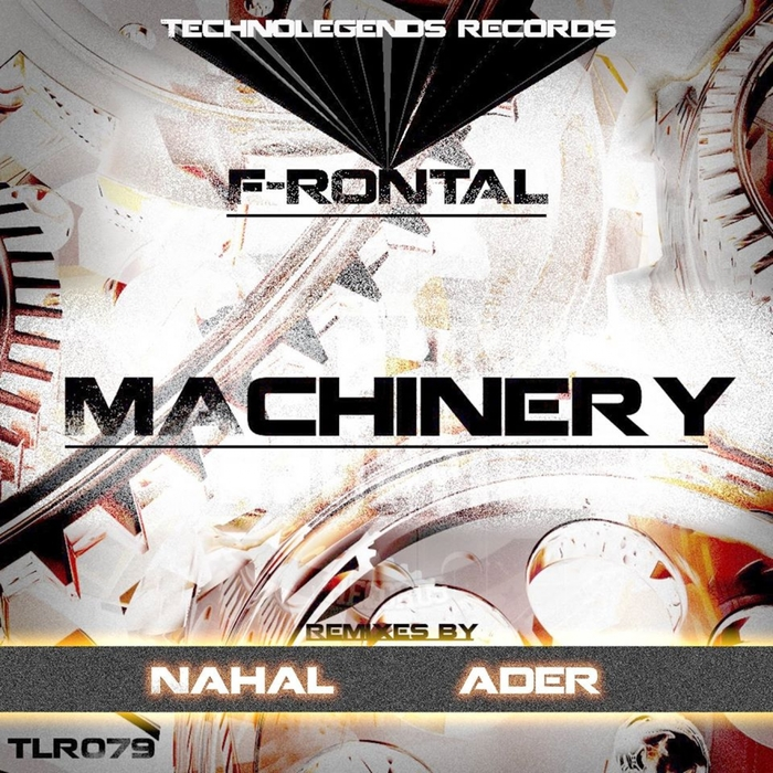 F RONTAL - Machinery EP