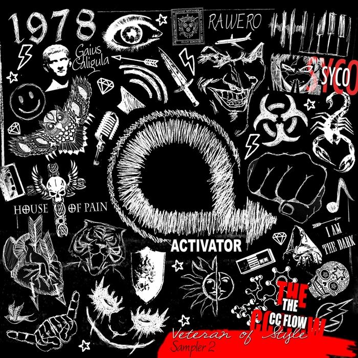ACTIVATOR - Veteran Of Style Vol 3 (Sampler 2)