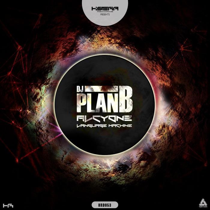 DJ PLAN B - Alcyone EP
