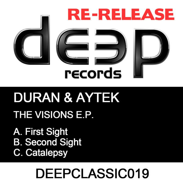 DURAN/AYTEK - The Vision EP