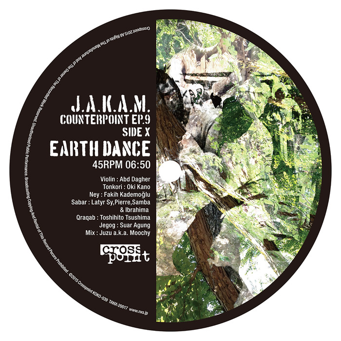JAKAM - Counterpoint EP 9