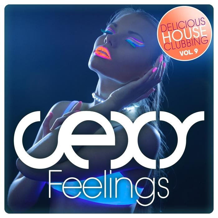 VARIOUS - Sexy Feelings (Delicious House Clubbing Vol 9)