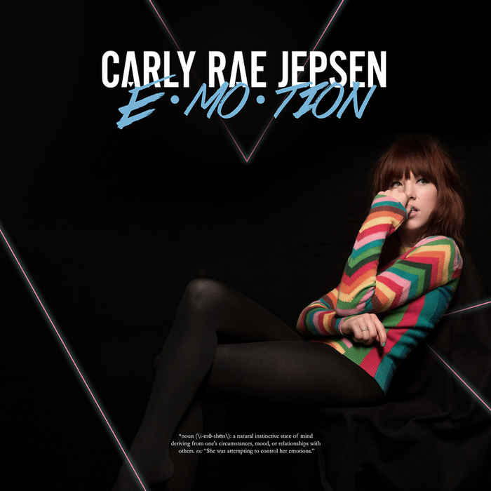 CARLY RAE JEPSEN - Emotion