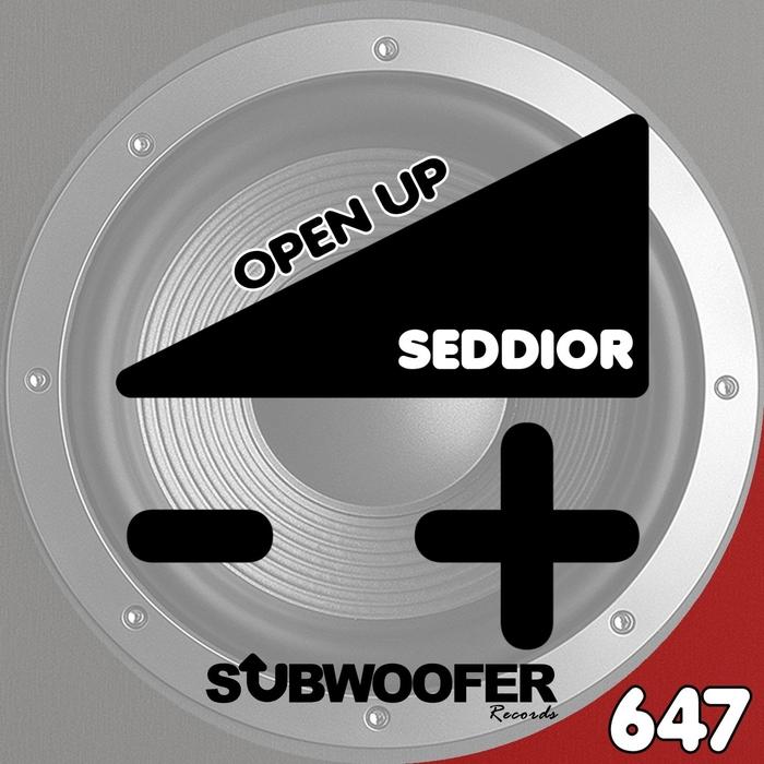 SEDDIOR - Open Up