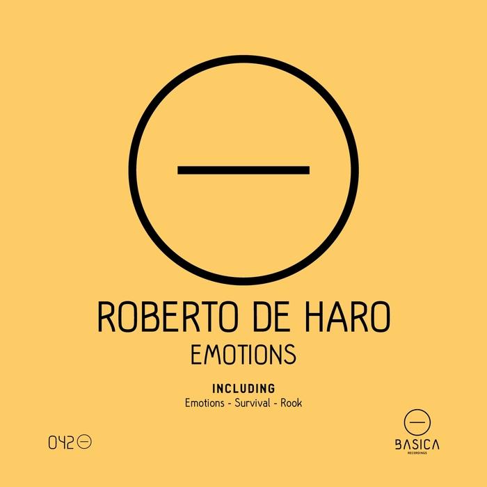 DE HARO, Roberto - Emotions