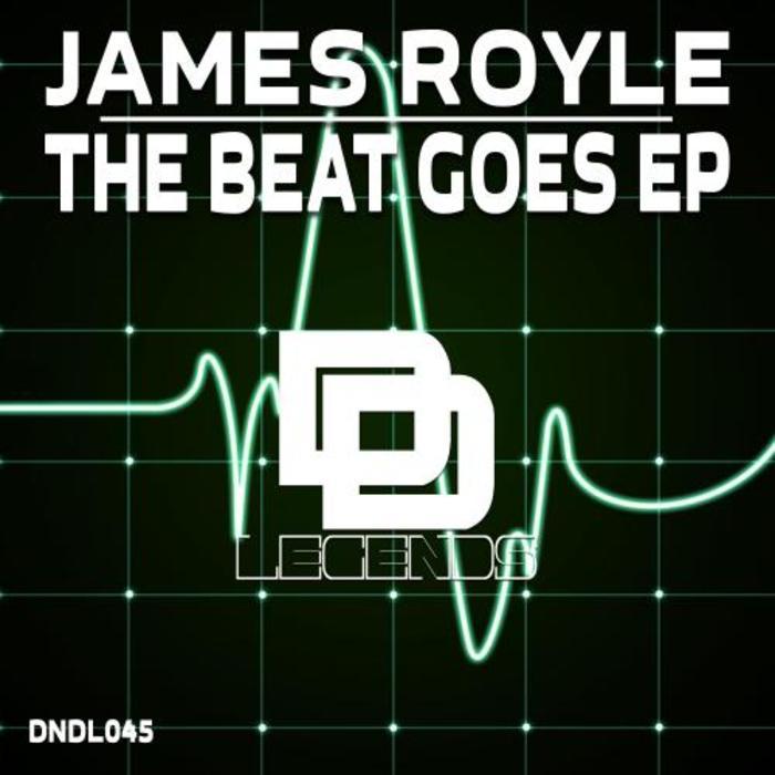 ROYLE, James - The Beat Goes EP