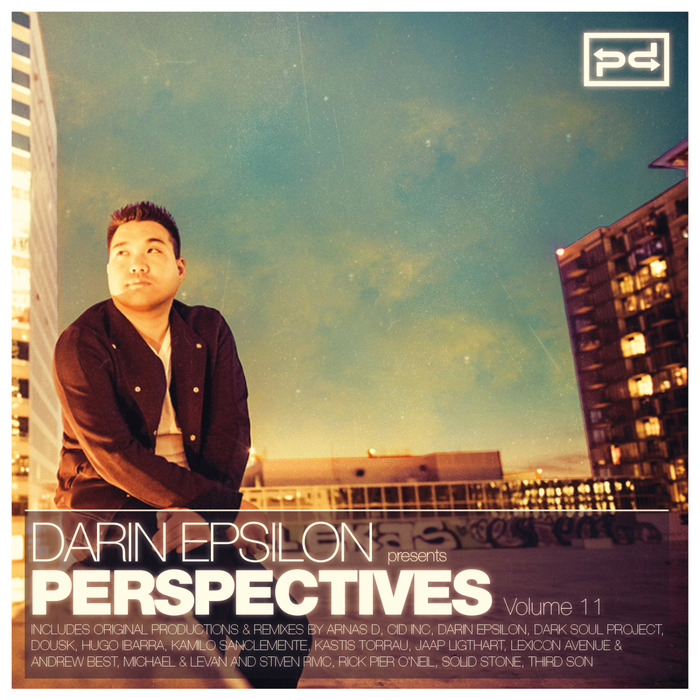 VARIOUS - Darin Epsilon Presents Perspectives Vol 11