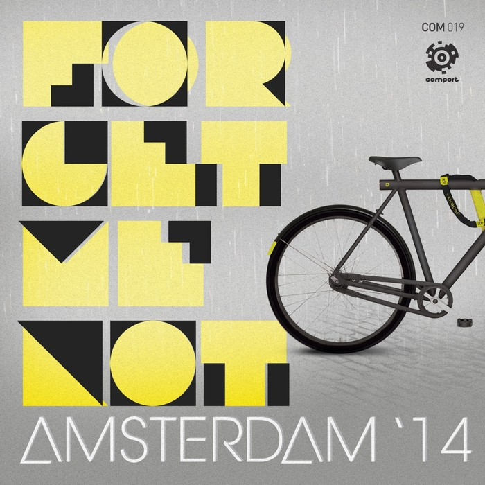 VARIOUS - Forget Me Not Amsterdam '14