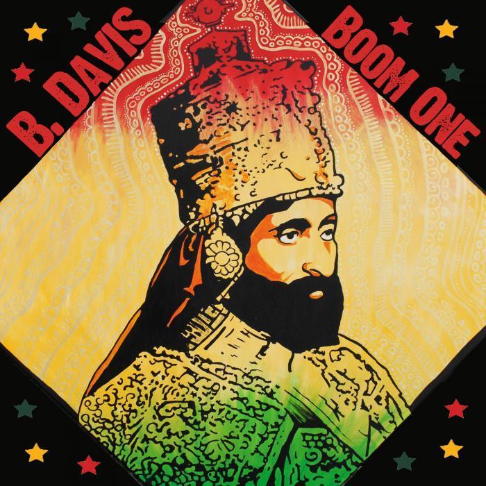 B DAVIS /BOOM ONE SOUND SYSTEM - Blood Fire