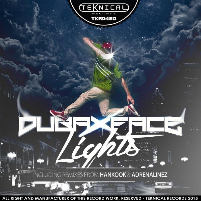 DUBAXFACE - Lights Remixes