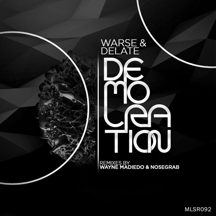 WARSE/DELATE - Democration EP