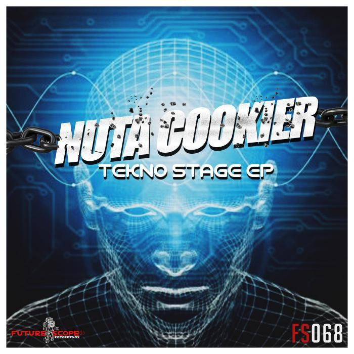 NUTA COOKIER - Tekno Stage EP