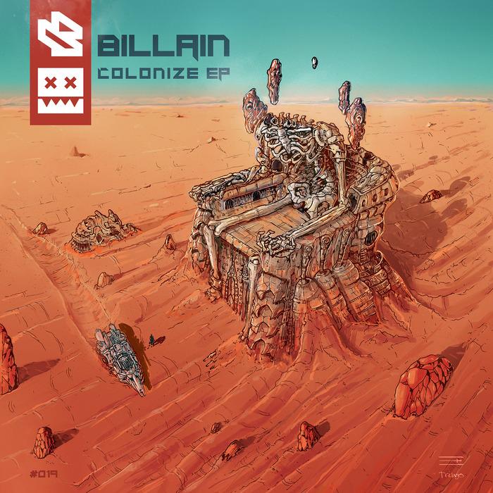 BILLAIN - Colonize EP