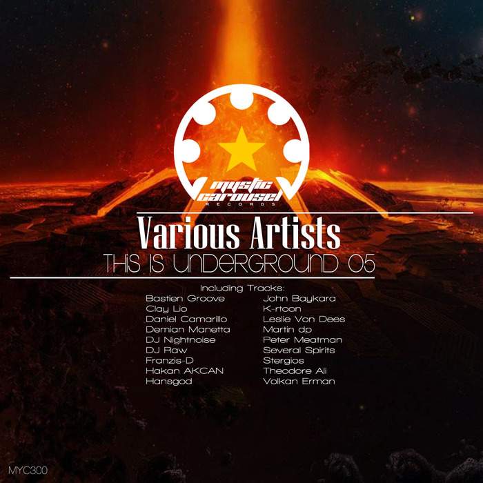 VARIOUS - This Is Underground 05