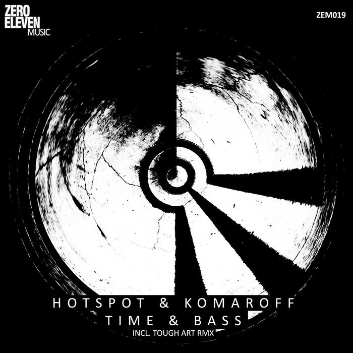 HOTSPOT & KOMAROFF - Time & Bass