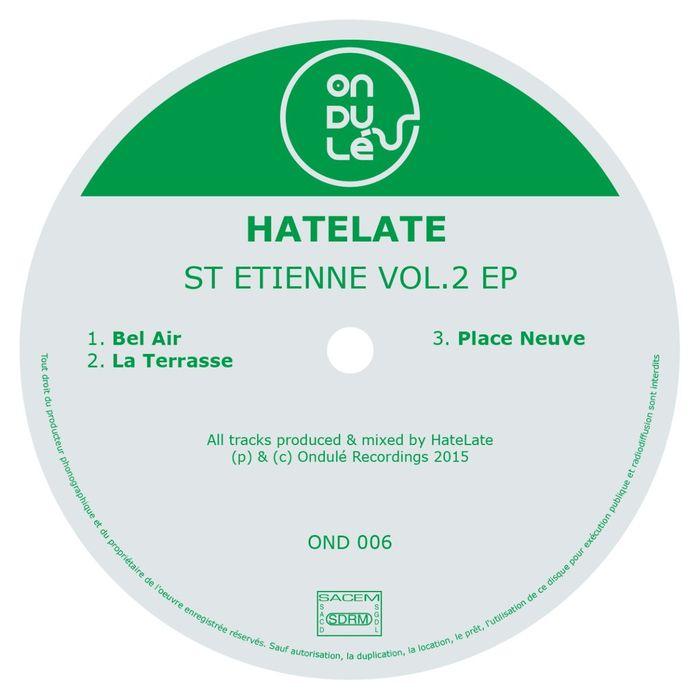 HATELATE - St Etienne Vol 2