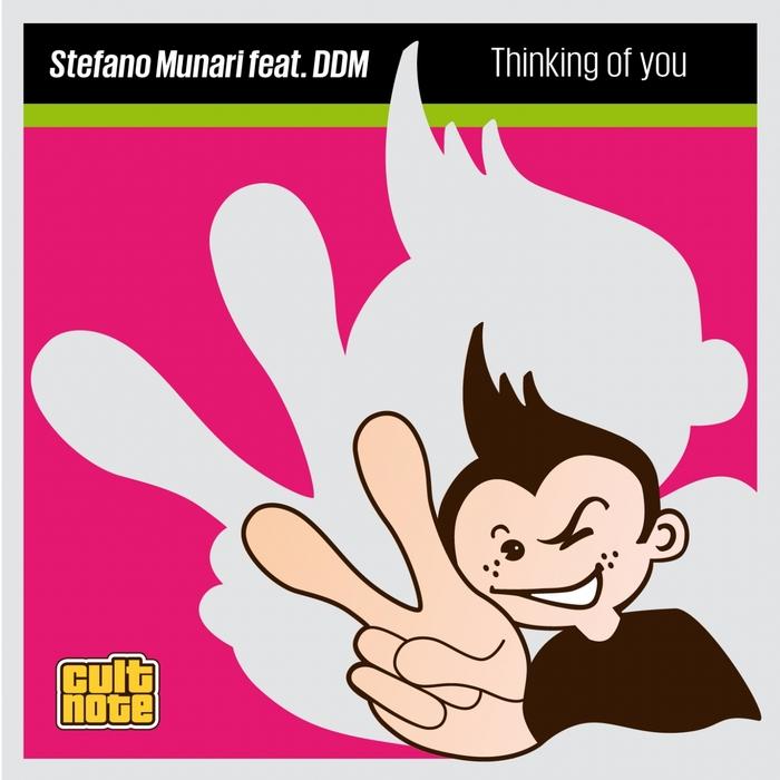 MUNARI, Stefano feat DDM - Thinking Of You