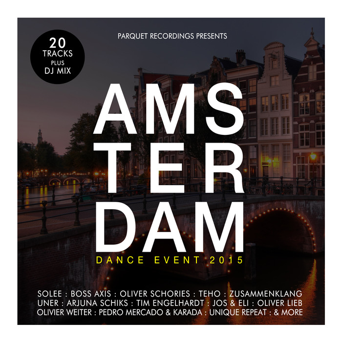 VARIOUS - Amsterdam Dance Event 2015