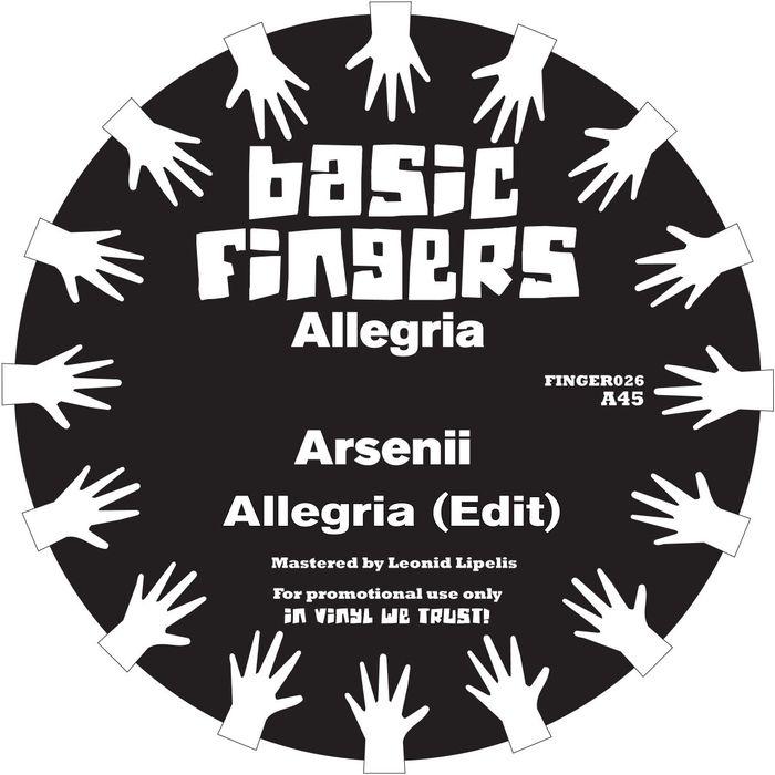 ARSENII - Allegria