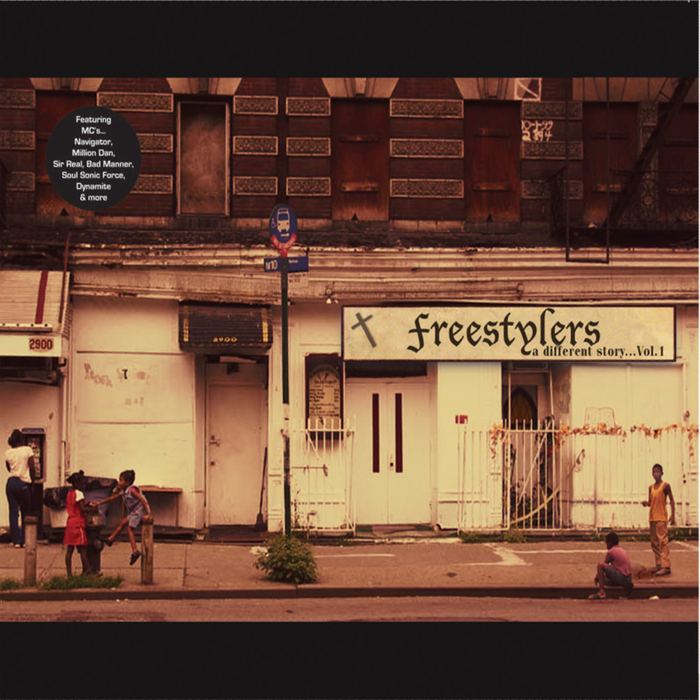 VARIOUS - Freestylers A Different Story Vol 1
