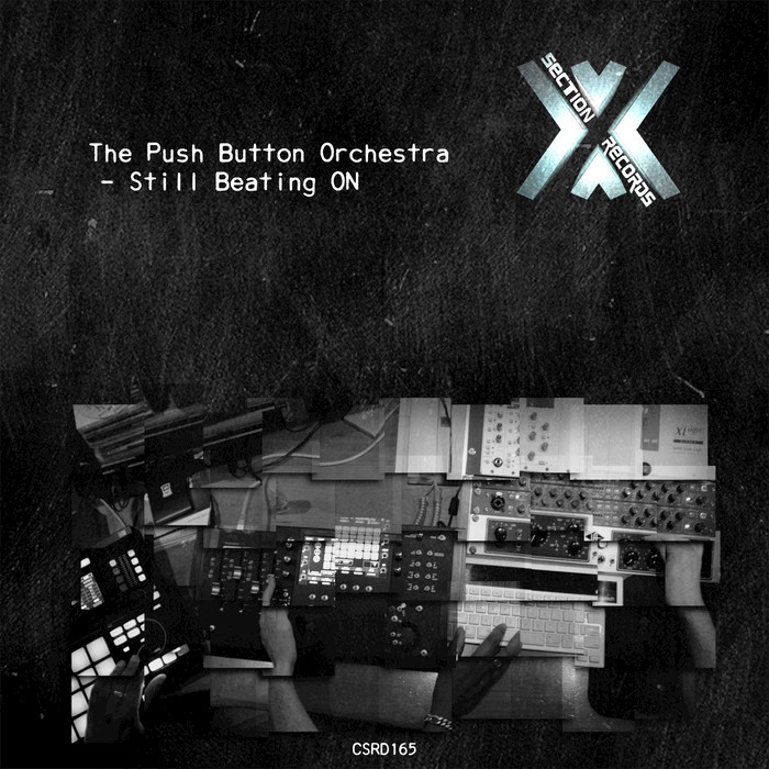 PUSH BUTTON ORCHESTRA, The - Still Beating On