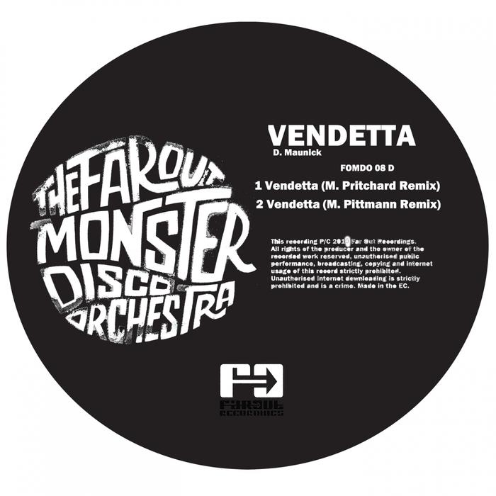 FAR OUT MONSTER DISCO ORCHESTRA, The - Vendetta