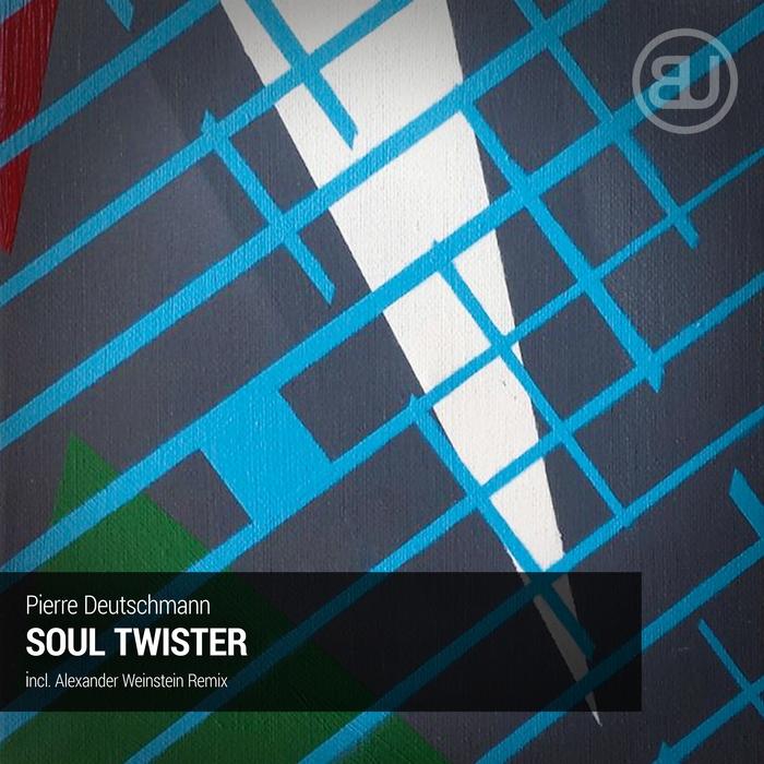 DEUTSCHMANN, Pierre - Soul Twister