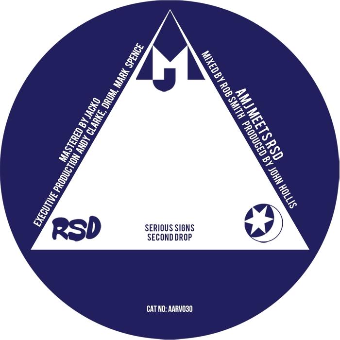 RSD/AMJ - Serious Signs (Second Drop)