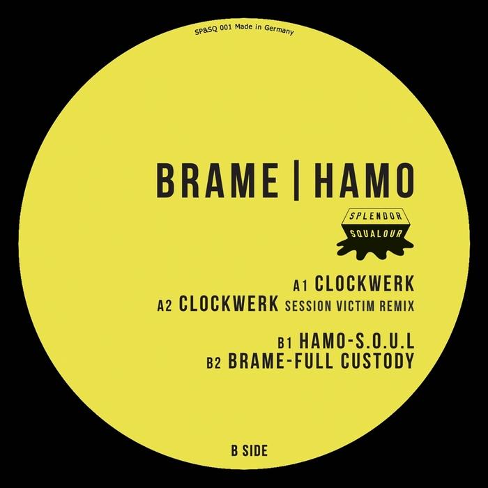 BRAME & HAMO - Clockwerk EP