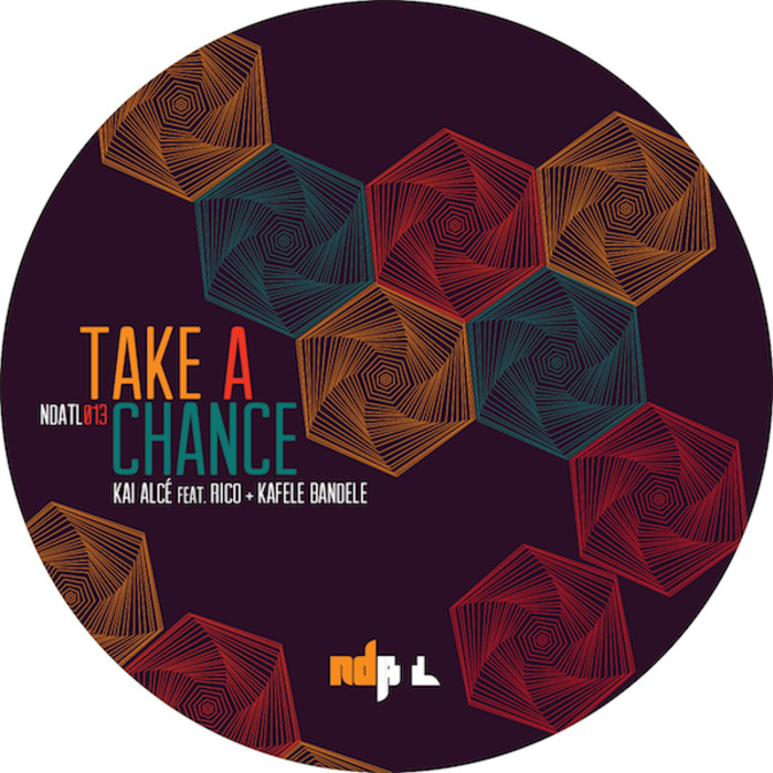ALCE, Kai feat RICO/KAFELE BANDELE - Take A Chance