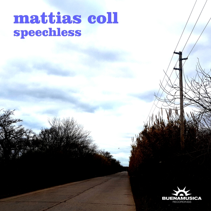 COLL, Mattias - Speechless