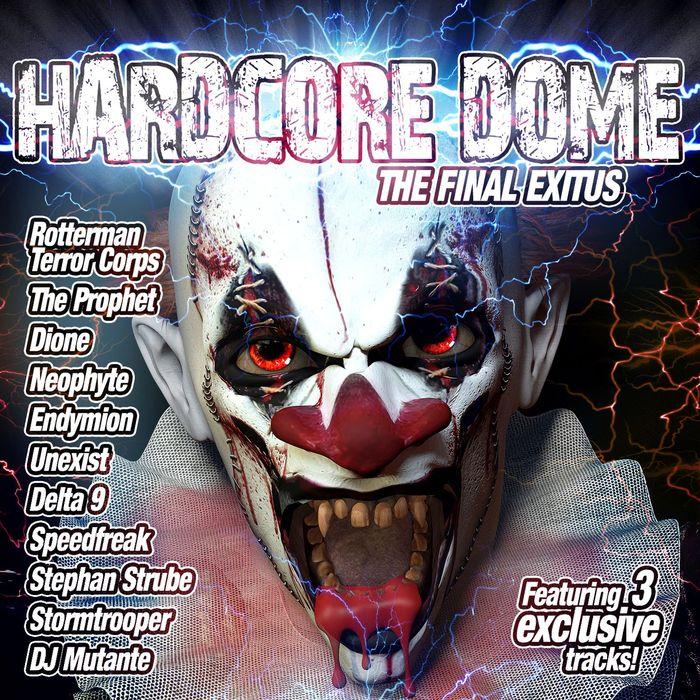 VARIOUS - Hardcore Dome