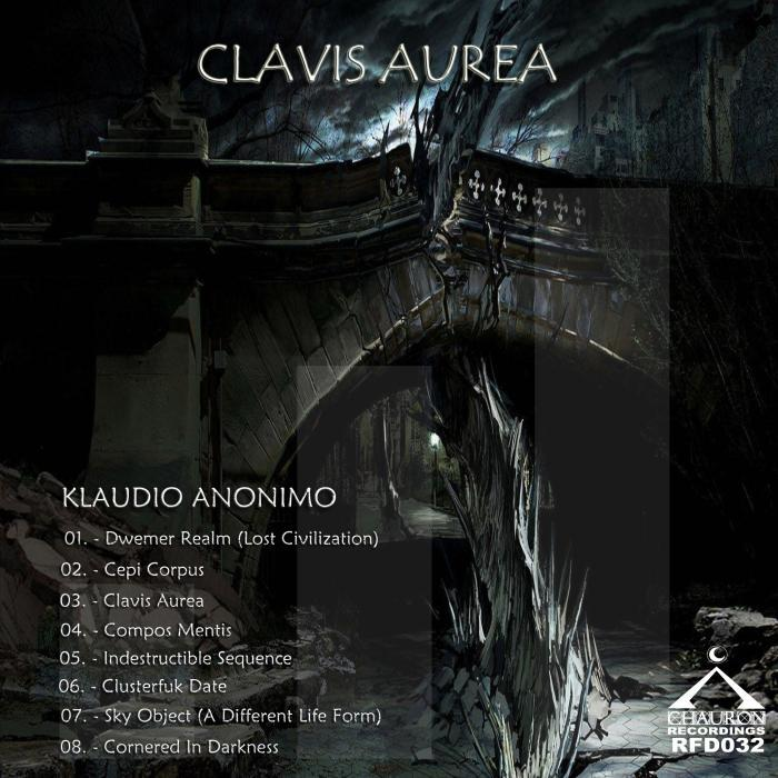 ANONIMO, Klaudio - Clavis Aurea