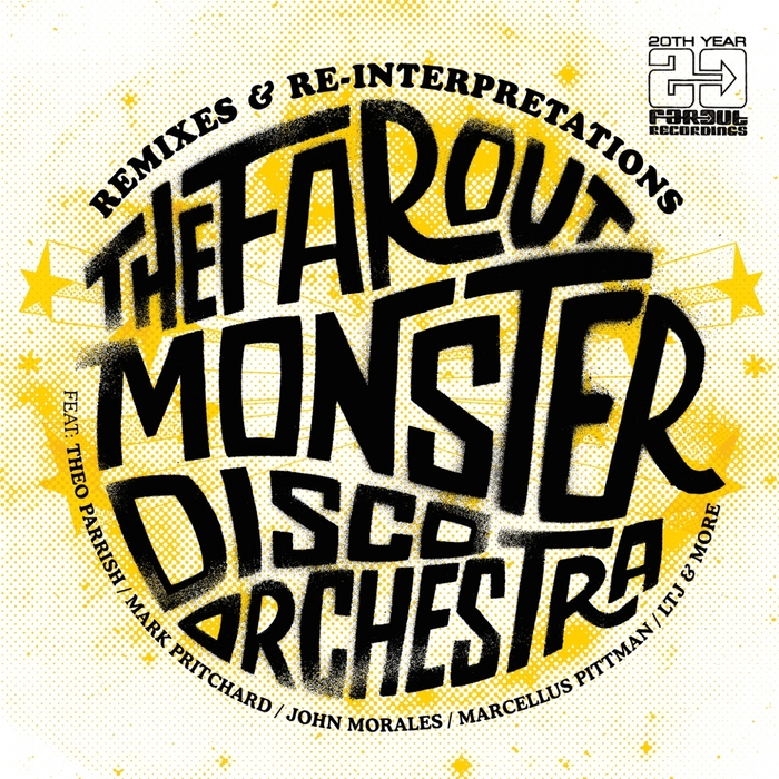 FAR OUT MONSTER DISCO ORCHESTRA, The - The Far Out Monster Disco Orchestra (remixes & Re-Interpretations)