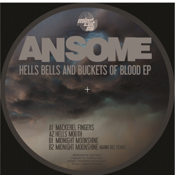 ANSOME - Hells Bells & Buckets Of Blood EP